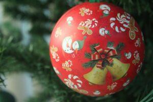 ornament, sphere, decorative